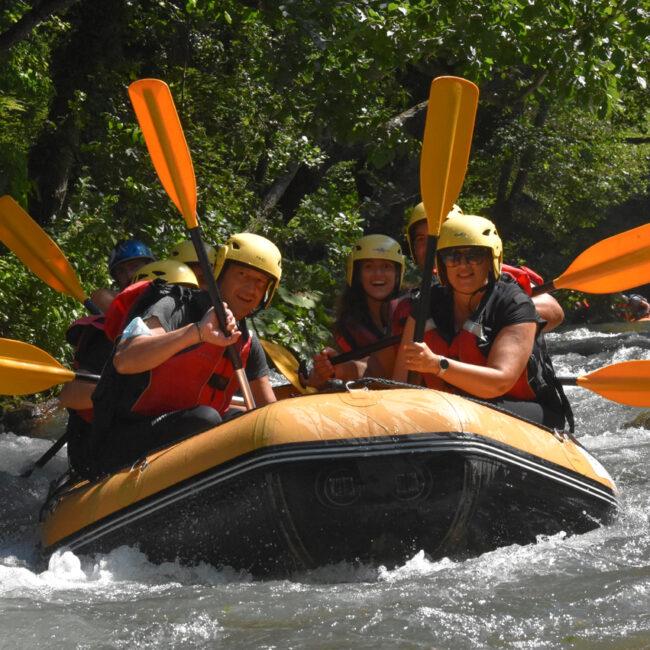 Eventi Rafting Calabria