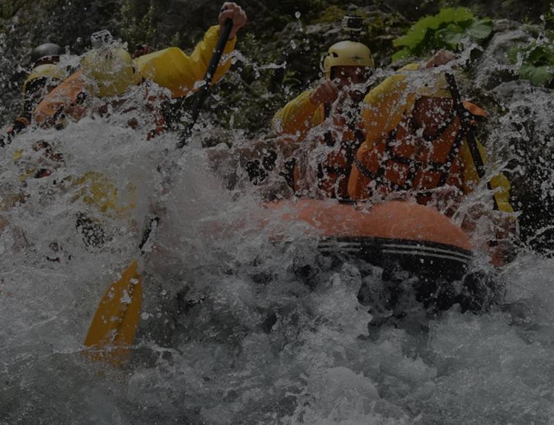 Rafting No Stop Calabria