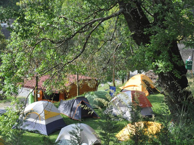 Camping Parco del Pollino