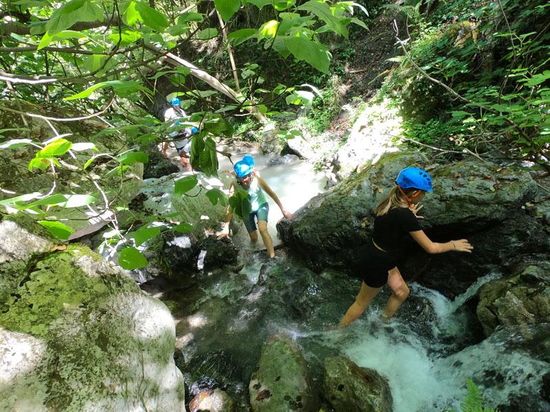 Rafting sul Fiume Lao | Acqua Trekking