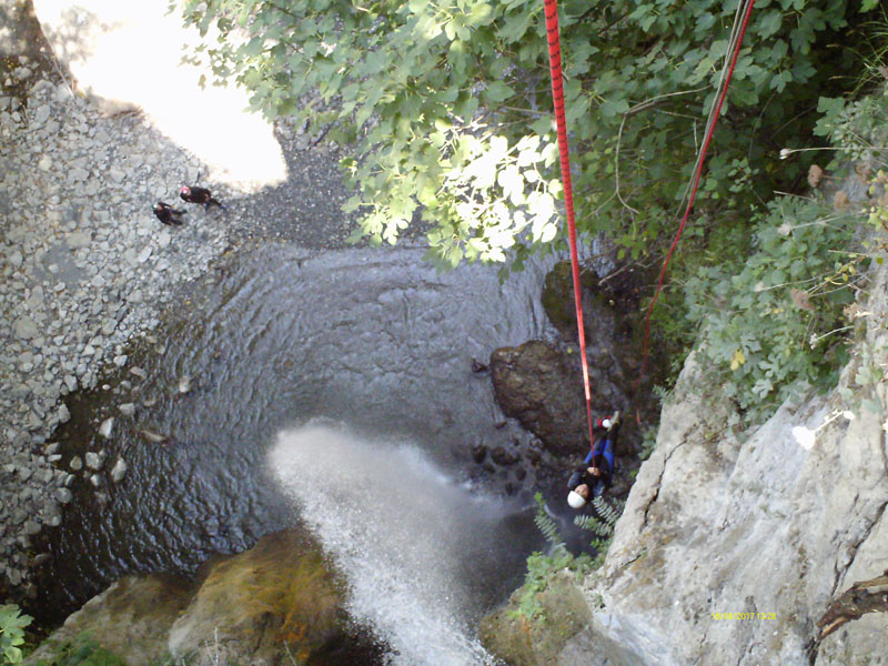 Rafting sul Fiume Lao | Canyoning